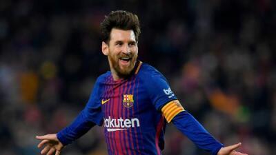 Con 'hat-trick' de Suárez y recital de Messi, el Barcelona golea 6-1 al Girona