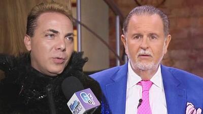 "Cristian Castro reta a Raúl de Molina a que use un ""look gay"": así respondió el presentador"