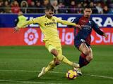 Submarino Amarillo de Layún sigue hundiéndose: Villarreal empató con Huesca