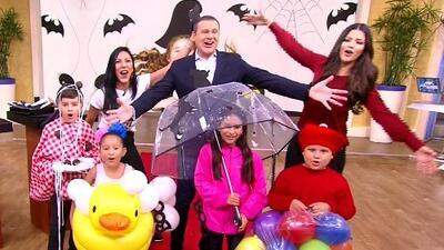 Divertidos, fáciles y económicos: crea tus propios disfraces de Halloween en casa