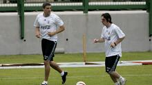 Crespo asegura que el futbol le debe a Messi