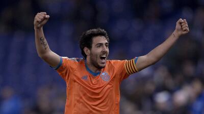 Granada 1-2 Valencia: Neville mantiene la racha y pone contra las cuerdas al Granada