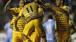 Boca juniors golea a Rafaela y River cae frente a Patronato