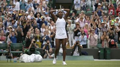 ¡Quinces de oro! Cori Gauff debuta en Grand Slam con victoria sobre Venus Williams