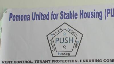Presentan una campaña de control de rentas para proteger a inquilinos y dueños de casas en Pomona
