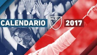 La MLS anuncia el calendario completo para la temporada 2017