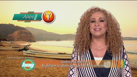 Mizada Aries 14 de junio de 2017