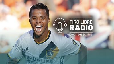 Giovani dos Santos debe mantener su consistencia con LA Galaxy | Tiro Libre Radio