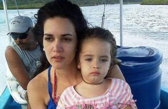 La hija de Mónica Spear la recuerda con una tierna foto en Instagram