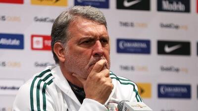 Martino explicó el porqué no hizo reconocimiento de campo del Estadio NRG