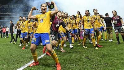 ¡Tigres, dos de cuatro! La tabla de las campeones de la Liga MX Femenil