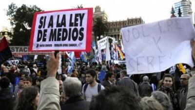 Gobierno argentino irá a la Corte si Clarín apela fallo por Ley de Medios