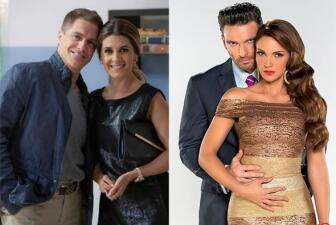 ¡Los infieles de las telenovelas!