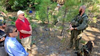 Carteles mexicanos usan un mortal pesticida para cultivar marihuana en los bosques de California