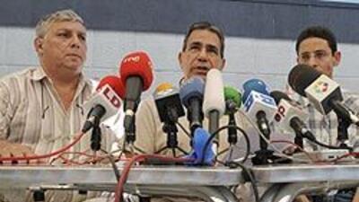 Ex presos cubanos se sienten engañados por el Gobierno español