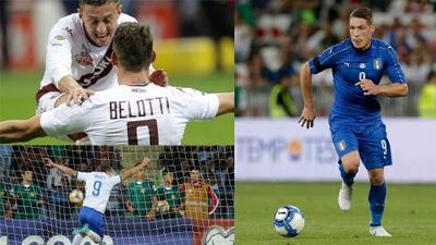 Andrea Belotti El nuevo matador de la escuadra azzurra