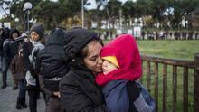 The aerial caravan: Central Americans seek asylum in Spain
