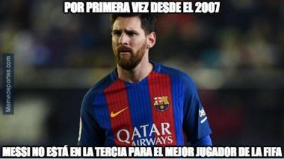 Memelogía | Cristiano Ronaldo, Messi y el fútbol español motivan burlas en redes sociales