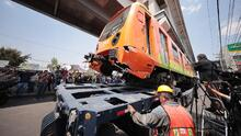 Comienzan las investigaciones para determinar las causas del colapso de un tramo del metro de Ciudad de México