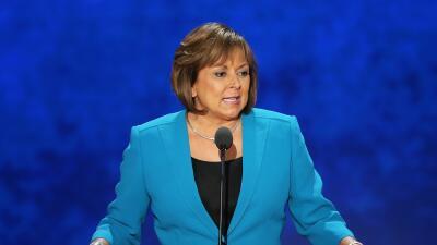 Susana Martínez, gobernadora de Nuevo México, da su apoyo a Marco Rubio