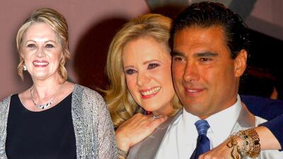 "Erika Buenfil tuvo que decirle a Eduardo Yáñez que ""no le tenía miedo"" para evitar conflictos en Amores Verdaderos"