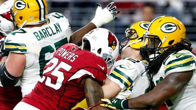 Cardinals 38-8 Packers: Arizona maltrata a Rodgers y termina apaleando a los Packers
