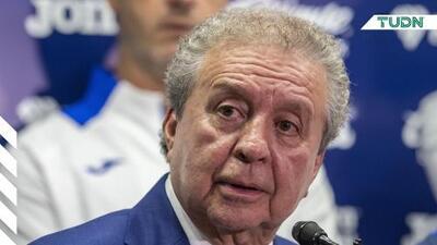 """Víctor Garcés: """"Soy el vicepresidente de Cruz Azul"""""""
