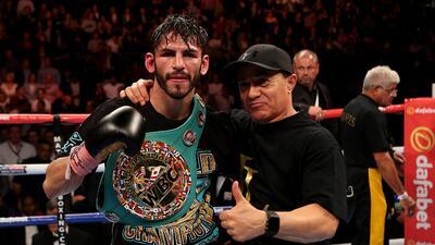 Jorge Linares defenderá título mundial en Venezuela contra el mexicano Iván Cano