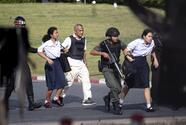 Tras horas de tensión, matan al soldado que desató un tiroteo masivo en un centro comercial de Tailandia
