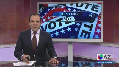 Resultados preliminares de las elecciones primarias en Arizona
