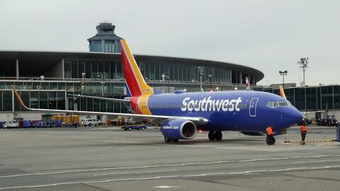 Conmoción a pleno vuelo: olvidan un corazón humano en un avión de Southwest Airlines