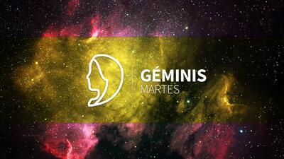 Géminis – Martes 6 de febrero 2018: se presentará una buena oportunidad