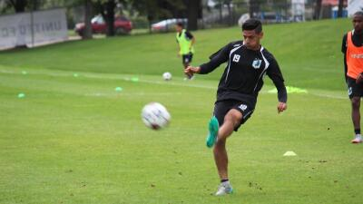 Alejandro Vela dejó Cruz Azul para ir al Minnesota United