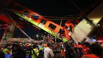 Al menos 15 muertos y 70 heridos: lo que se sabe del colapso de un puente del Metro de Ciudad de México con un tren encima