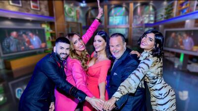 El Gordo y La Flaca se muda de estudio: recordamos las veces que ha cambiado el set del show