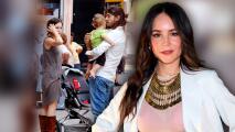 Por dedicarse a ser mamá, Camila Sodi solo tenía 100 dólares cuando se divorció de Diego Luna