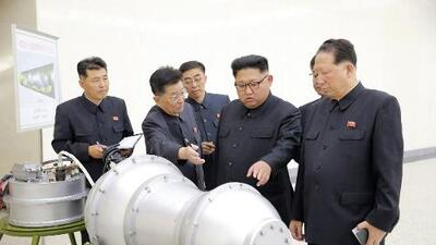 Japón calcula que la potencia del test nuclear de Corea del Norte fue el doble de lo que estimó