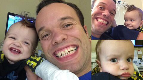 Entérate de la evolución de Sebastian, el hijo de Carlitos 'El productor'