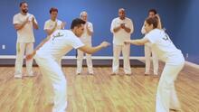 Sonia Salas y Raúl Solís de Otra Onda intentaron aprender un desafiante baile brasileño