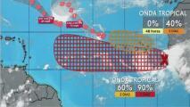 En el pico de la temporada de huracanes, continúa la vigilancia sobre un sistema proveniente de África