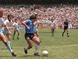 """Maradona y el gol del siglo: """"Estaba levantando un pueblo"""""""
