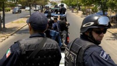Dictan auto de formal prisión contra supuesto hijo de capo 'El Azul'