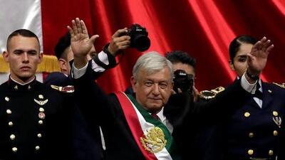 Así fue la histórica toma de posesión de Andrés Manuel López Obrador como presidente de México