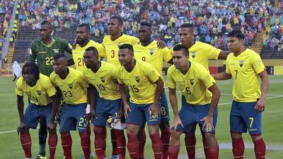 Antonio Valencia lidera lista de convocados de Ecuador para Copa América Centenario