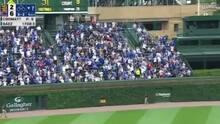 Javi Baez de los Chicago Cubs