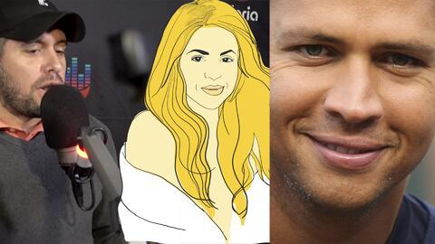 Trap News: En candela A-Rod y Shakira, por diferentes razones