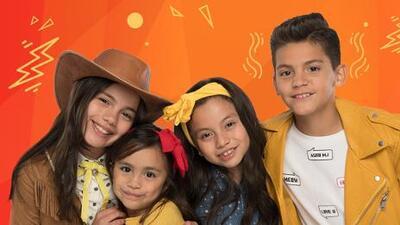 Los Adorables: Anahí Ledezma, Camila Álvarez, Ximena Sánchez y Ray Báez