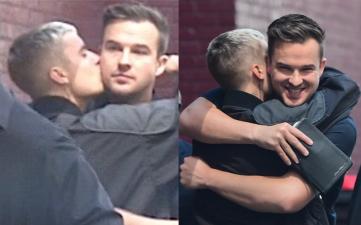 Justin Bieber besó a un hombre, ¿de quién se trata?