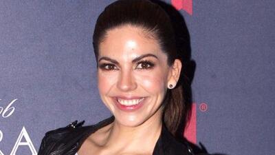 África Zavala dejará Televisa para protagonizar la serie 'Atrapada'