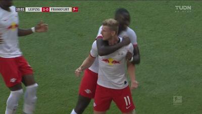 ¡Más ídolo que nunca! Timo Werner pone a ganar al RB Leipzig
